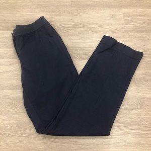 Lafayette 148 Barrow Wool Trousers Size 6